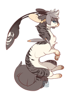 Feerlings ~ 6 (closed) by LunarAdopts