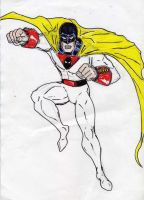 Space Ghost by theaven