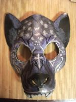 Count Theas' Hyena face by TUMBARK