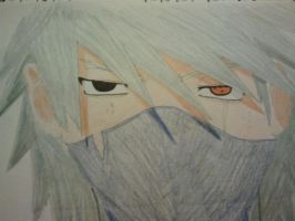 Kakashi by DeerOfTheGirls