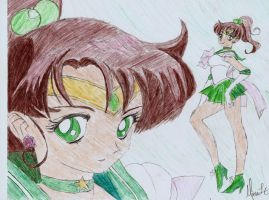 Sailor Jupiter by Miraclethedreamer