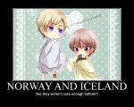 Norway and Iceland by CanadaisMINE