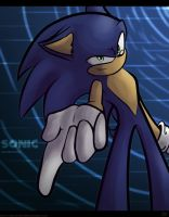 SONIC by Chaotic--Edge