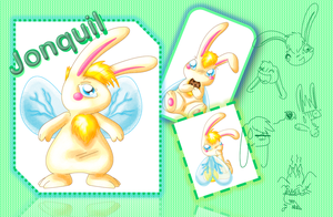 Contest Entry: Jonquil by CandyArtist