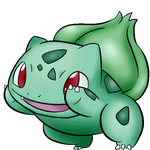 Bulbasaur: HD and Original by FreakshowAutrael