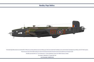 Halifax GB 171 Sqn 1 by WS-Clave