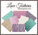 Free Lace Textures by ibjennyjenny