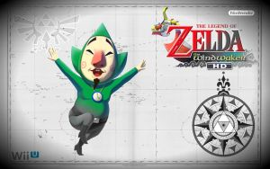 Tingle Wind Waker HD by Link-LeoB