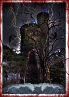 The Tower by 1purplepixie