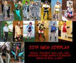 2015 Cosplay Review by kojika