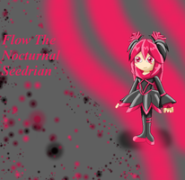 Flow The Nocturnal Seedrian by Sakura123Cha