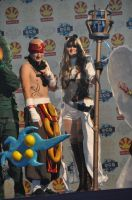 League Of Legends - Lee Sin and Janna by Yukinoo