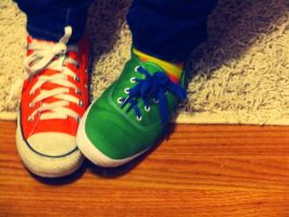 Converse or Keds? by tabithatothejean7