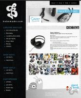 Bobsmade Website Design by dhosford