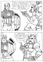 Legends Of Drunken Iron Man 1 by TheMonkeyYOUWant