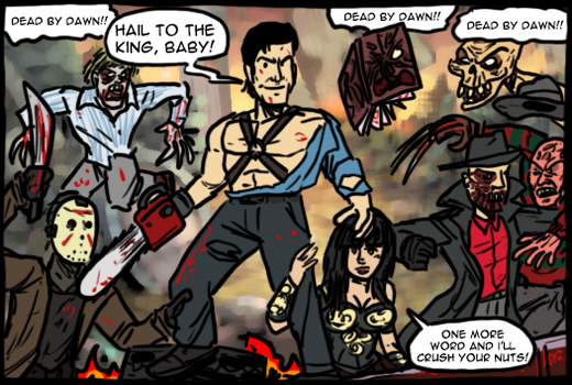 Army of Darkness (Series 2) by theEyZmaster