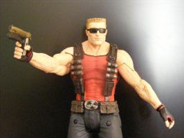 Duke Nukem . by White---Devil