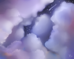 Canvas of Sky by Chichan89