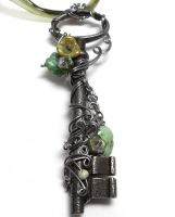Passage Necklace n. 235 by sojourncuriosities