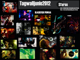 Tagwall Junio 2012 by Sfarss