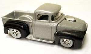 2008 Hot Wheel '56 Ford Truck by RDReed