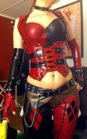 Harley Quinn Arkham City 3.0 by Sandyboutique