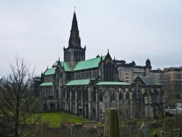 High Kirk of Glasgow by Sonia-Rebelo