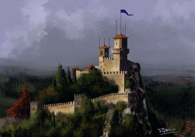 Lost Castle by Mazzaropi