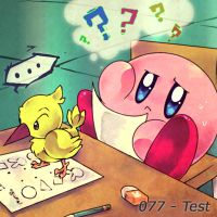 077 - Test by Mikoto-chan
