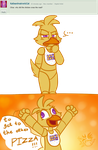 Ask FNAF 04 by Marie-Mike