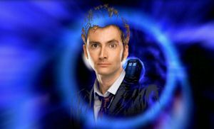 DOCTOR WHO Anniversary 10th Doctor by DrWho50thAnniversary