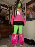 Rave outfit oonts oonts oonts by geekypnai