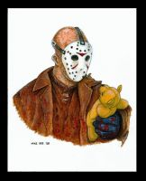 Jason Voorhees by mikegee777