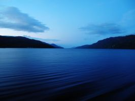 Loch Ness (Seamless) by ScotsGirl96