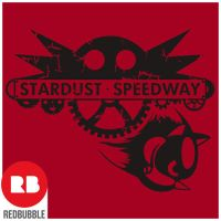 Stardust Speedway Bad Future Tee by Fuzon-S