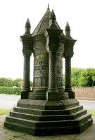 Sledmere Memorial 2 - Stock by OghamMoon