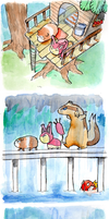if I lived in a Pokemon world... by jawazcript