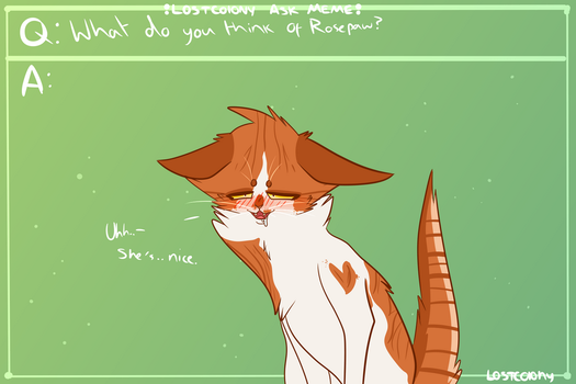 Ask Russetheart -- 3 by Splair