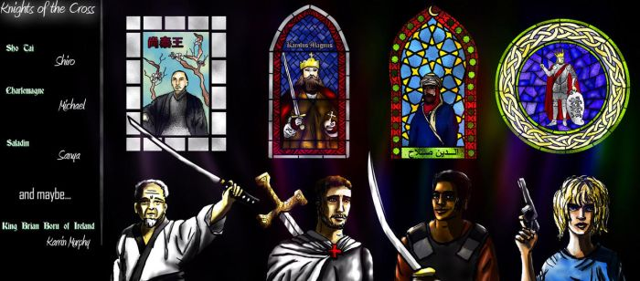 Dresden Knights of the Cross by guad