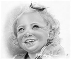 Baby Emma Commission by Katerina-Art