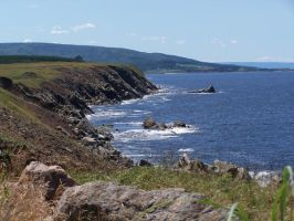 More Cape Breton Coast by canadianman000