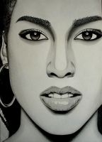 Alicia Keys by MLBOA