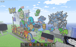 POKEMON MINECRAFT CLASSIC by bluecarseat