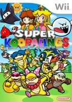Super Koopalings by emummy