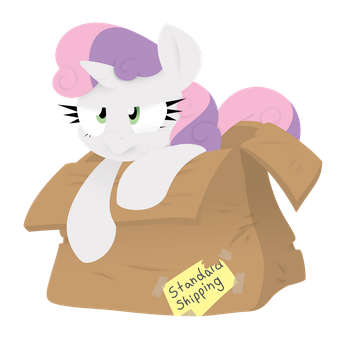 Standard Shipping by xHaZxMaTx