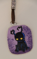 Heartless-keychain by xCastra