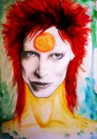 Ziggy Stardust by Ragnhildcharly