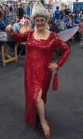 MCM Expo (May 2012): Fairy Godmother cosplay by NuFenix
