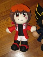 judai yuki plushy by Zodia2