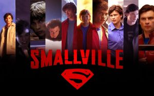 Smallville 10 seasons 2.0 by Kyl-el7